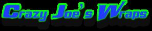 Crazy Joes Wraps logo