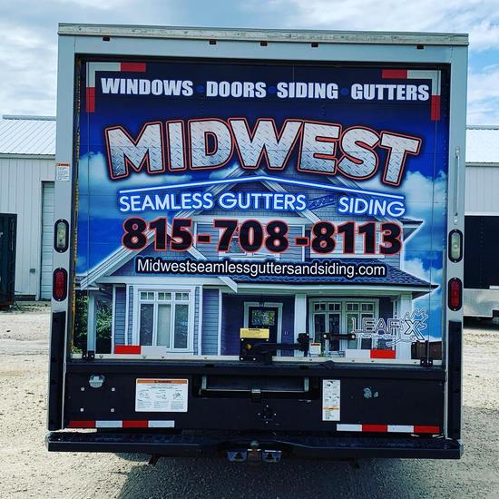 Business Vehicle Fleet Wraps