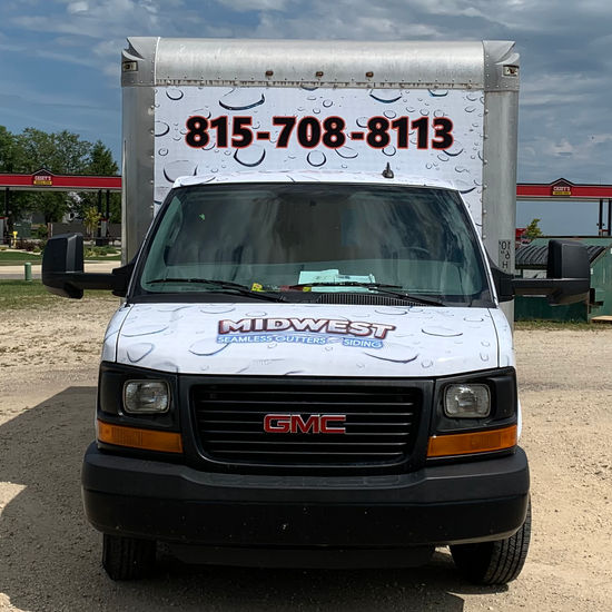 Full Business Custom Vehicle Wraps in Rockford, IL