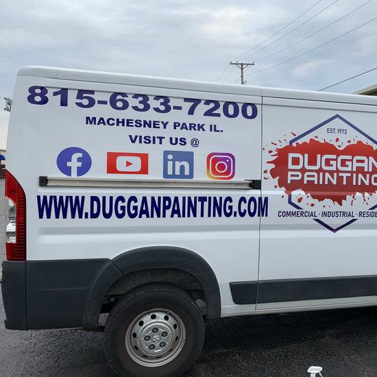 Business Vehicle Wraps