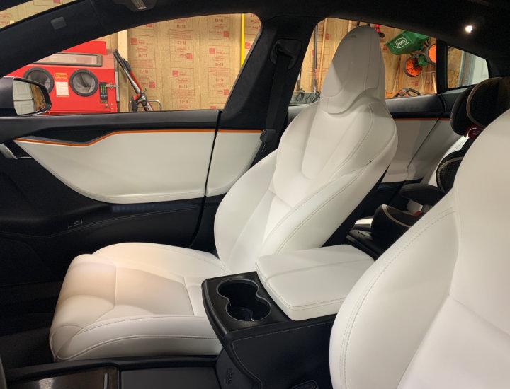 Car Interior Chrome Delete Services