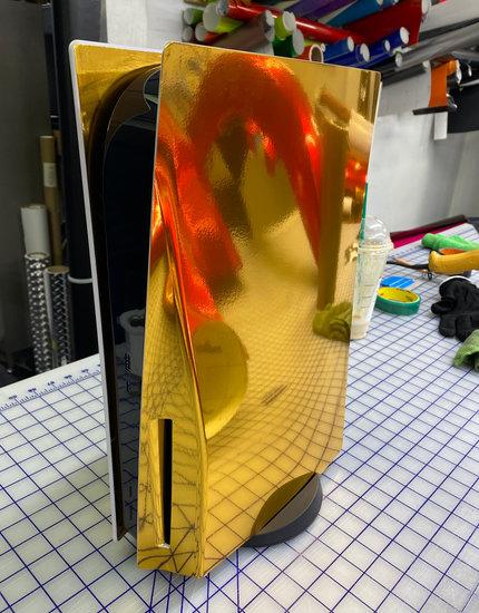 Playstation vinyl wrap kits